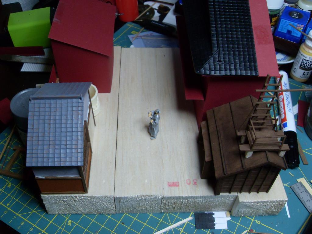 Duell Nr. 2 - Yagyu vs. Yojimbo, 28mm SDC12161_zpsa9b19a5f