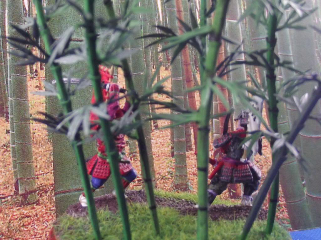 4. Schlacht von Kawanakajima, Das Duell - 1:72 DSCF7886_zpsf3657f84