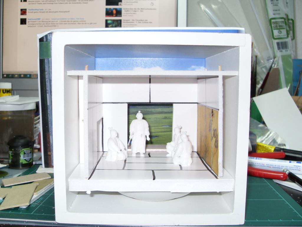 ak r shi mitsudan die geheime besprechung der 47 ronin 1 35. Black Bedroom Furniture Sets. Home Design Ideas