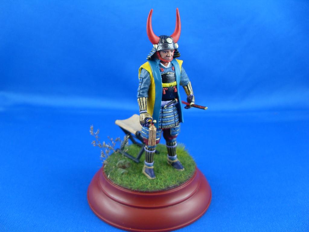 Samurai, Tamiya - 1:16 SDC12019_zps27f69508