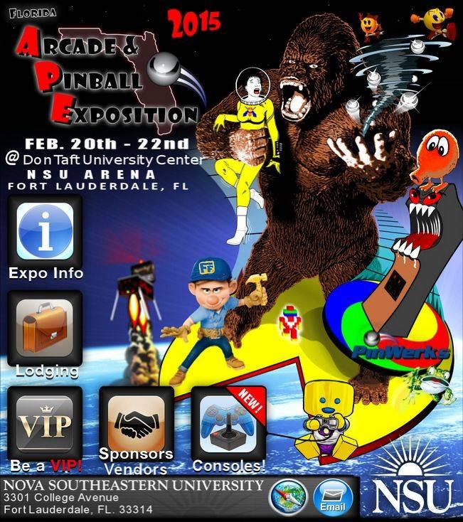 Florida Arcade & Pinball Exposition FloridaAPE_zps9f60dd88