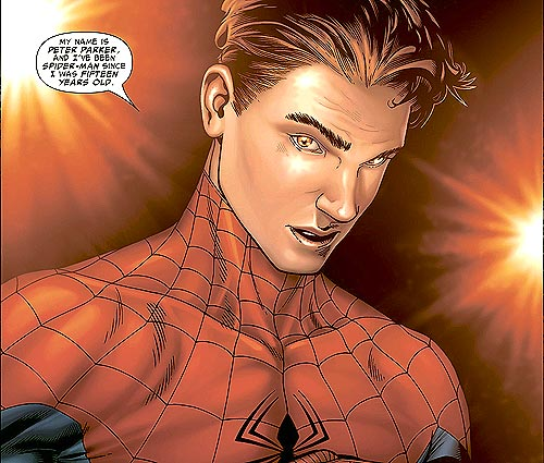 Model Scientist (open)  Spider-man-unmasked_zpsafaec72e