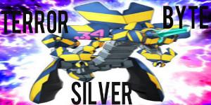 Terror-Byte Silver Dorm