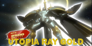 Utopia Ray Gold Dorm