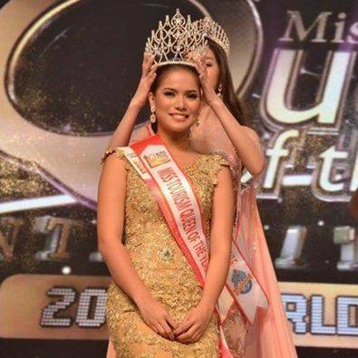 Philippines Victories in International Pageants! Leren-Mae-Bautista-crowning_zpscjyqf7dx