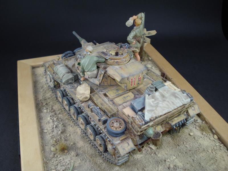 Panzer III ausf G D.A.K. Dragon 1/35 PzIII10_zps78deaaa0