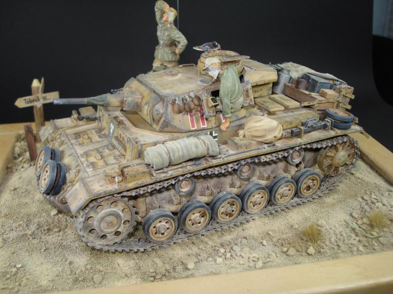 Panzer III ausf G D.A.K. Dragon 1/35 PzIII9_zps7a462a6f