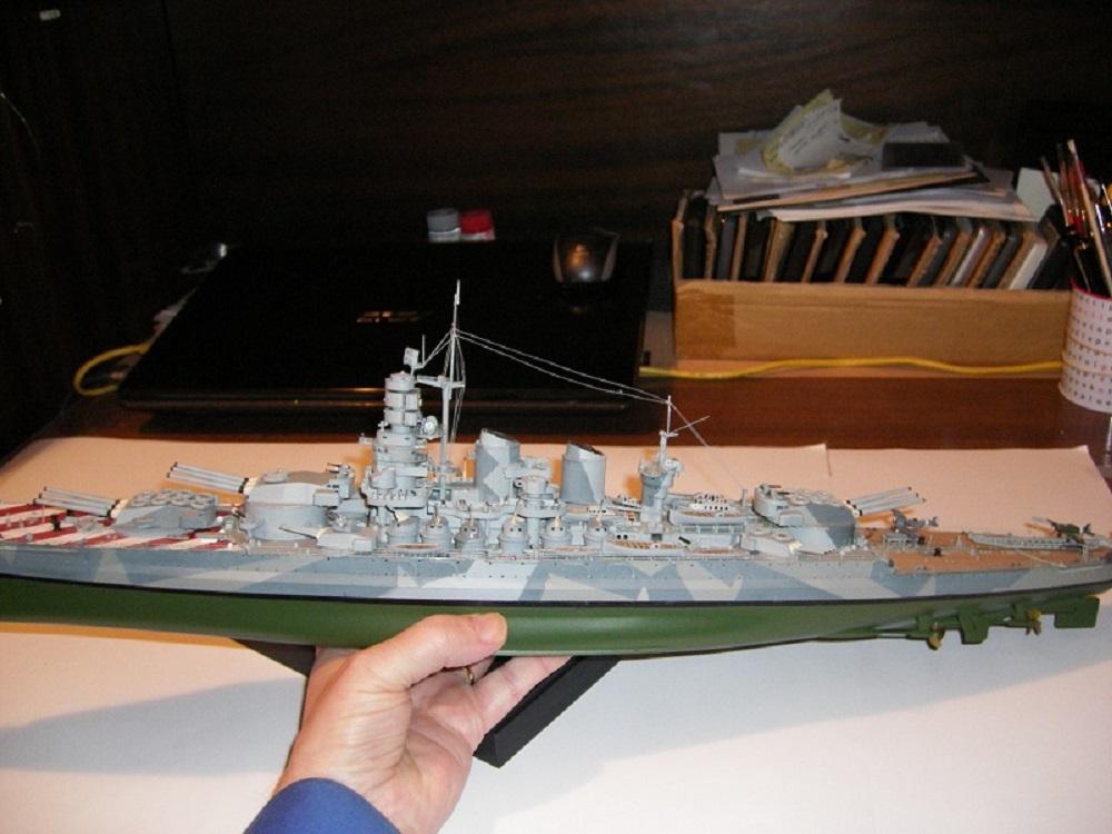 RN Acorazado Roma 1943 a 1/350 de Trumpeter IMGP0835_zpsa8508ec0