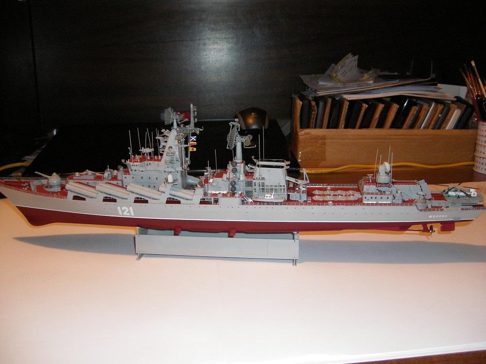 Russian Navy Slava Class Moskva a 1/350 de Trumpeter IMGP0858_zps588a37d9