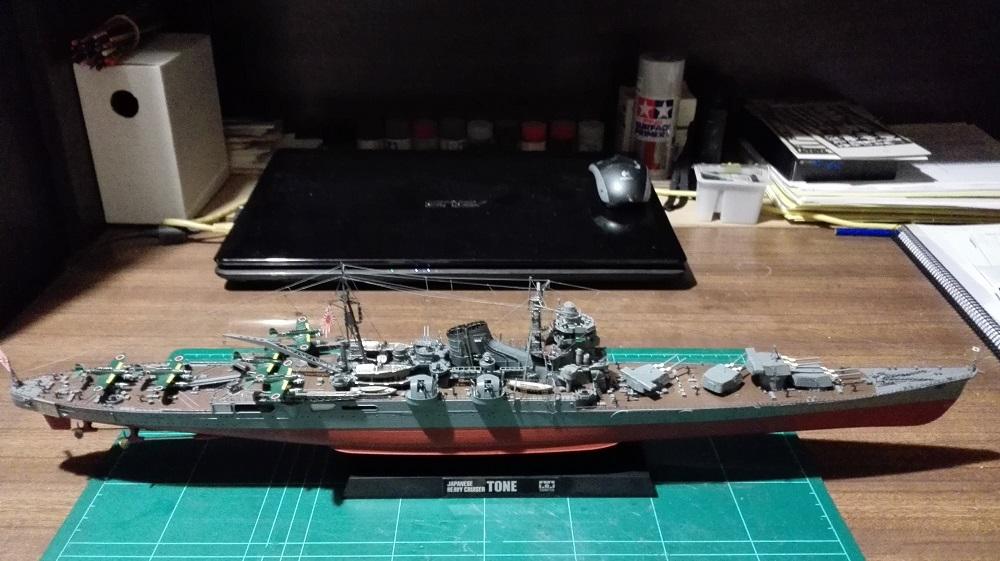 IJN Tone Japanese Heavy Cruiser de Tamiya a 1/350 IMG_20141216_143311_zpsqyobj5jm
