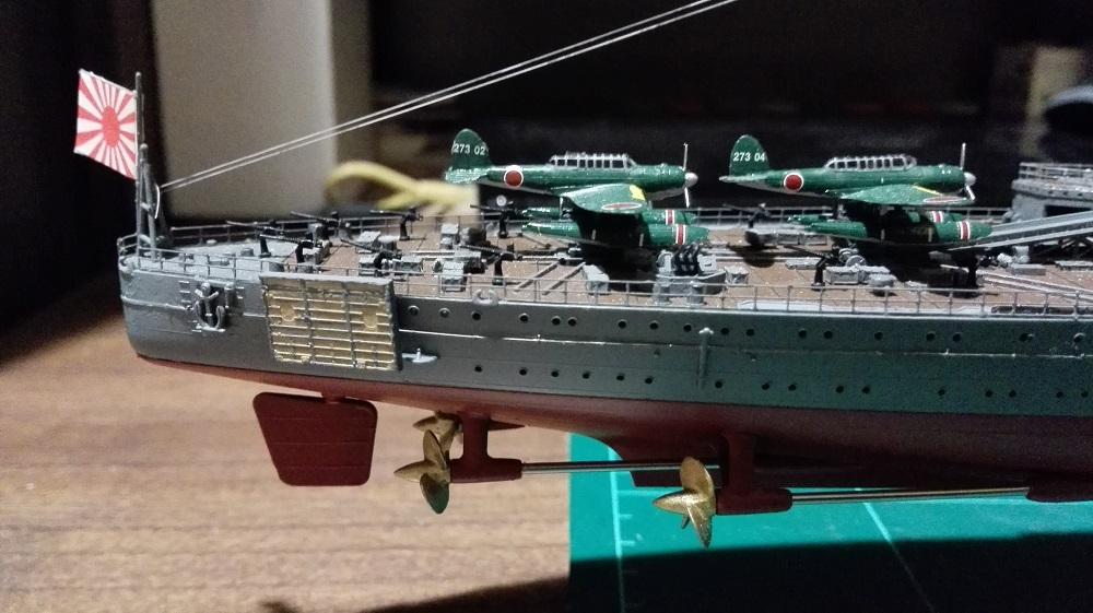 IJN Tone Japanese Heavy Cruiser de Tamiya a 1/350 IMG_20141216_144813_zpsc9b4ysnn