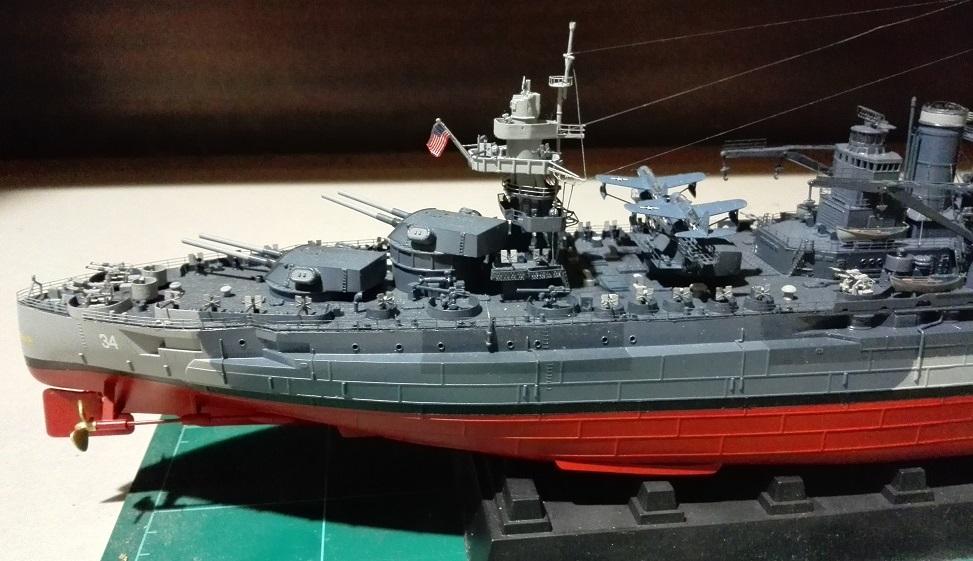 USS BB-34 New York Battleship 1/350 Trumpeter Ref. 05339 IMG_20150521_121132_zpswinzks0m