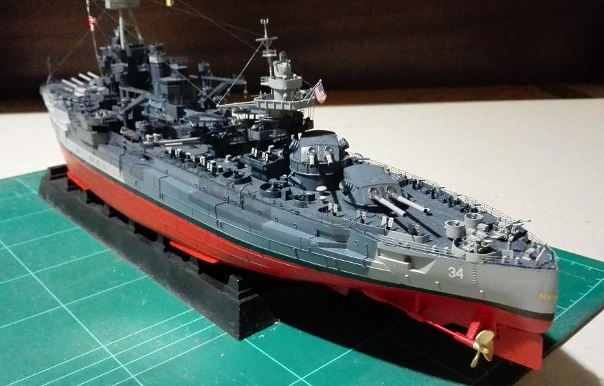 USS BB-34 New York Battleship 1/350 Trumpeter Ref. 05339 IMG_20150521_121529_zpsz31uax7t