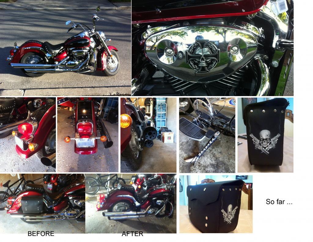 Mods and tweaks to date this year... .......... 2007 Suzuki C50 Sofar_zpsf11b436c