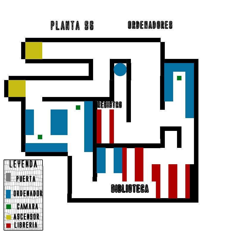 Sadareen X's, ep 2: La prisión de la luz PlantaS6
