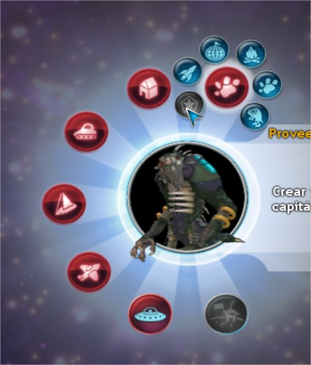 Ultimate Graphics Mod. Cambia la interfaz del Spore! PrtScrcapture_5_zps05a92695