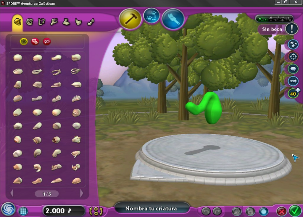 Ultimate Graphics Mod. Cambia la interfaz del Spore! PrtScrcapture_zps3d6c5eb5