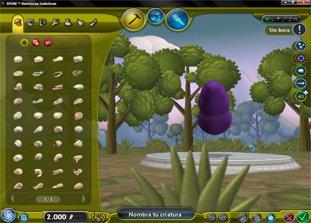 Ultimate Graphics Mod. Cambia la interfaz del Spore! SPOREtradeAventurasGalaacutecticas_3_zps0755f5a5