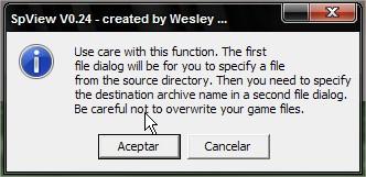 Creando mods: Abrir el Spore_EP1_Data SpViewV024-createdbyWesleyHowe_2_zps0f476c91