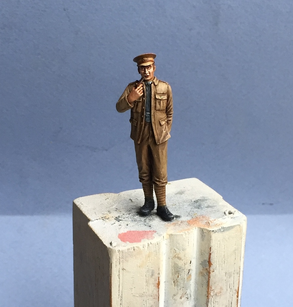 """Le fumeur"" - British soldier WW1 - Resicast 1/35 IMG_4421_zpsnzd0gv34"