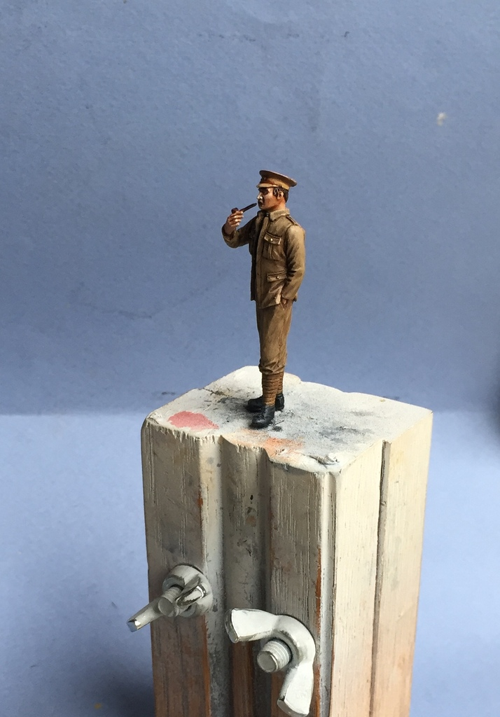 """Le fumeur"" - British soldier WW1 - Resicast 1/35 IMG_4425_zps5yelv8zl"