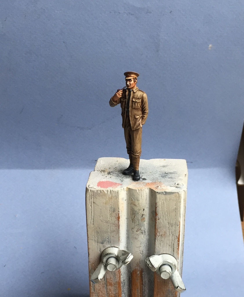 """Le fumeur"" - British soldier WW1 - Resicast 1/35 IMG_4426_zps1fhjjijc"