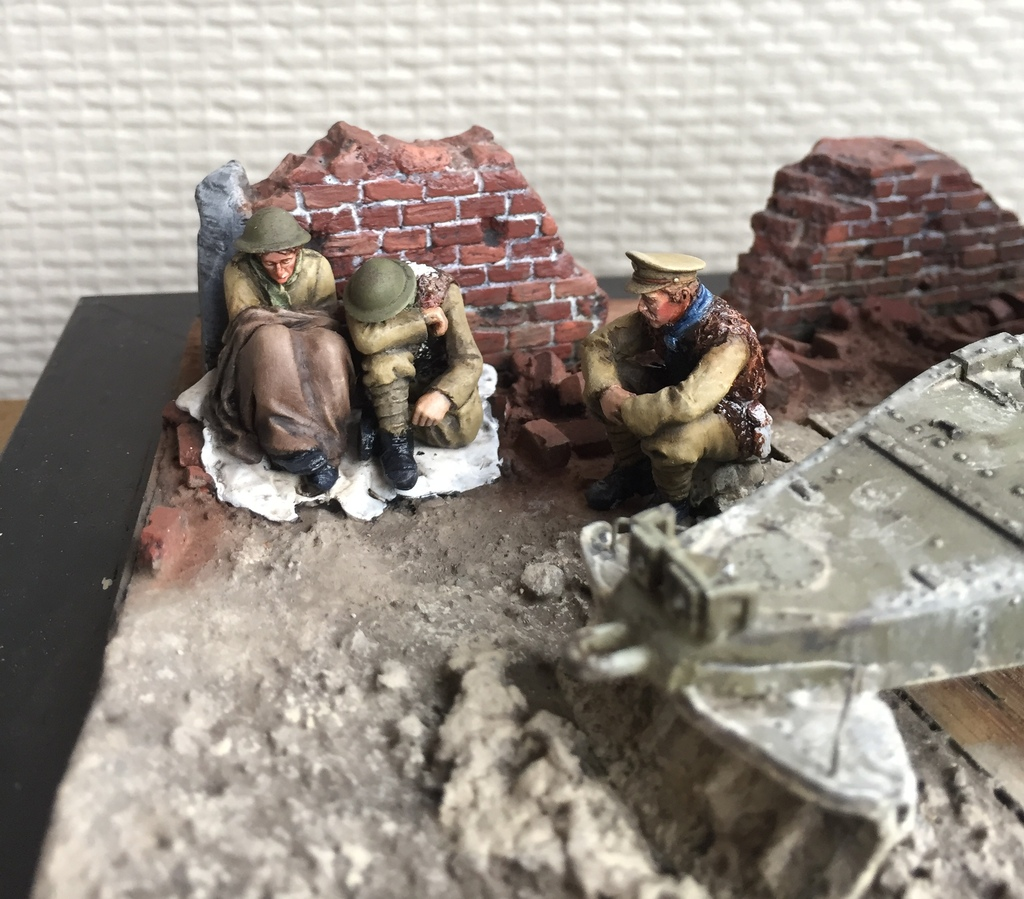 """""""Let it snow"""" 6inch Howitzer - Resicast GBS 1/35 IMG_4867_zpsqfsor37m"""