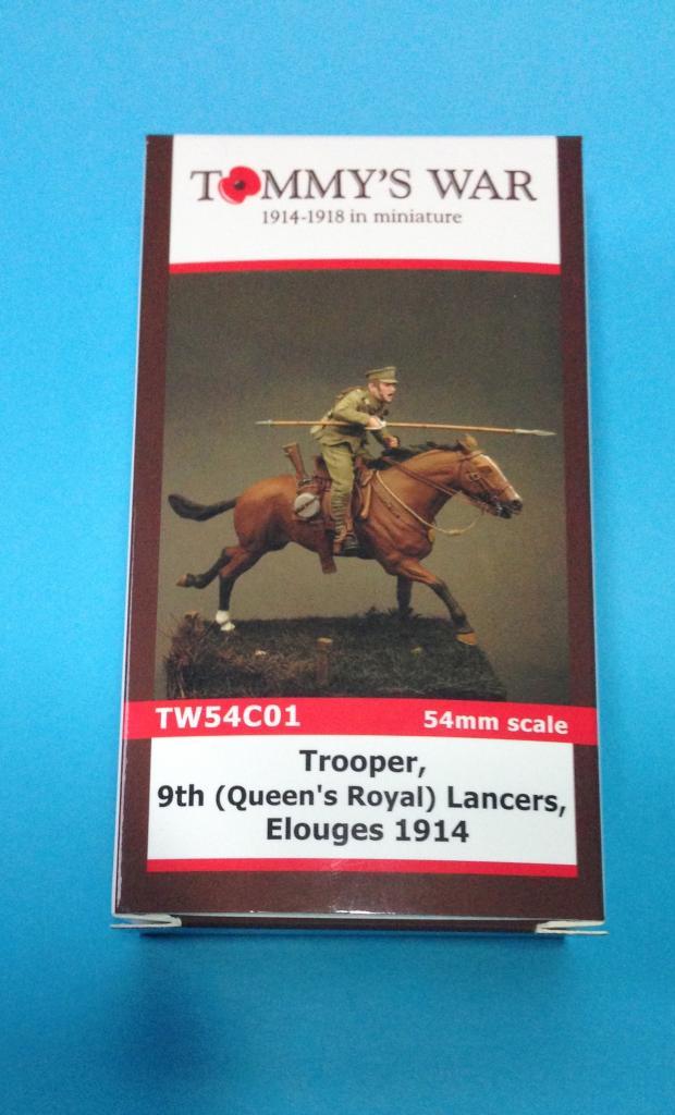Trooper, 9th Lancers, Elouges 1914 - Cavalier Tommy's war Image1_zps769d85bc