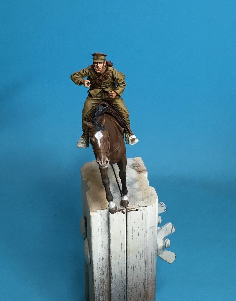 Trooper, 9th Lancers, Elouges 1914 - Cavalier Tommy's war Image20_zps0o8sz5gj