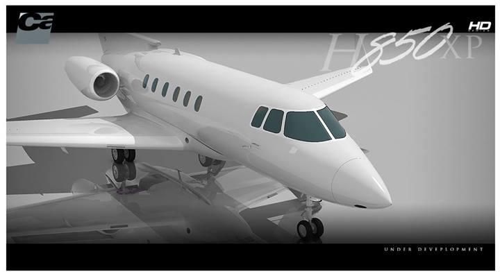 Carenado - Hawker 850 XP - Projeto em desenvolvimento 1926126_594338813976270_244135560_o_zps0a2efca4