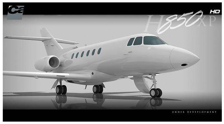 Carenado - Hawker 850 XP - Projeto em desenvolvimento 966541_594338810642937_1744516201_o_zps06edcbd2