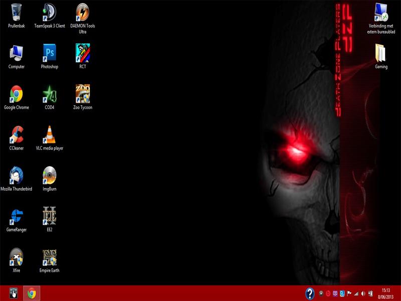 lts see how ur desktop looks like ;) Desktop_zpsd0f314a7