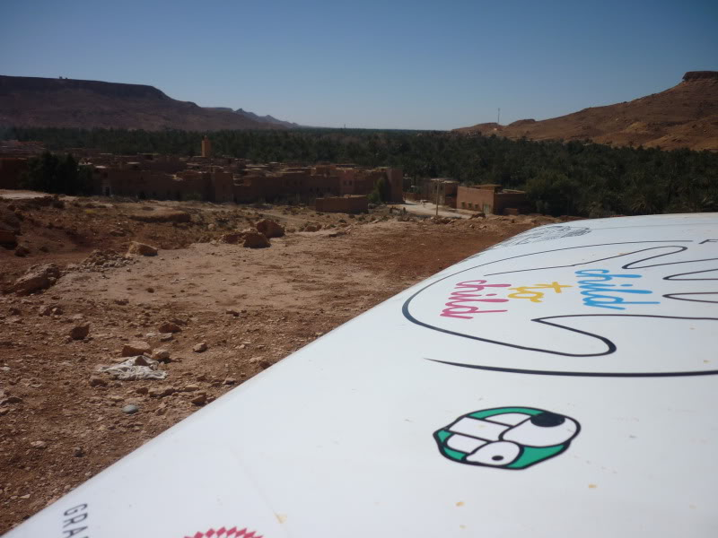 """Golf Challenge Maroc 2012 (Raid """" low cost"""" pour m P1010477-1"""