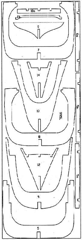 Planos Barcos Estrangeiros Bird014x2
