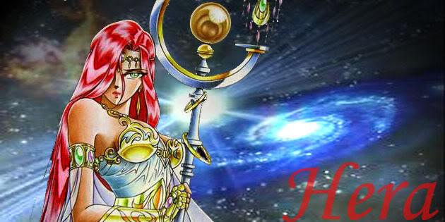 Oro (Songfic) (Shaka x Hera) Herafirma1