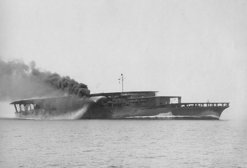 DKM Graf Zeppelin [revell 1/720] - Page 2 Akagi-3