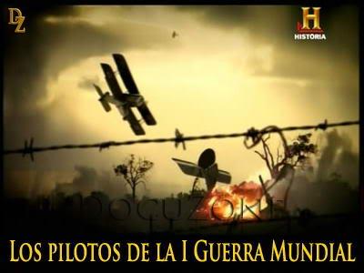 Pilotos de la I guerra Mundial PilotIGMdz