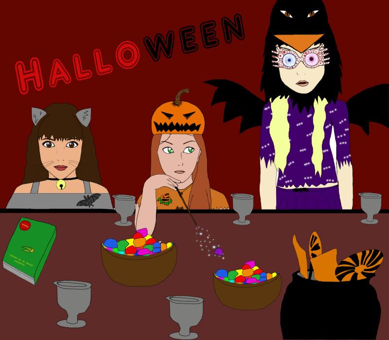 Recopilación de concursos de FanArts Halloween_concursoHP
