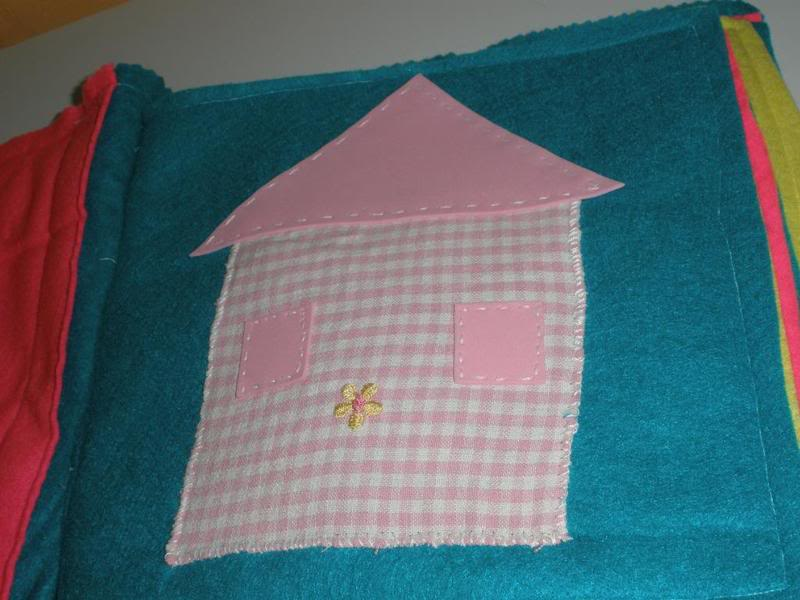 My baby's cloth book. Picture289