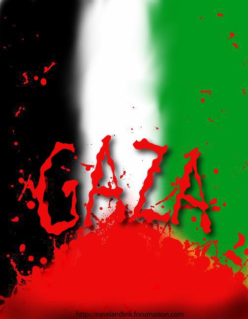 Graphics for Gaza Gaza3poster