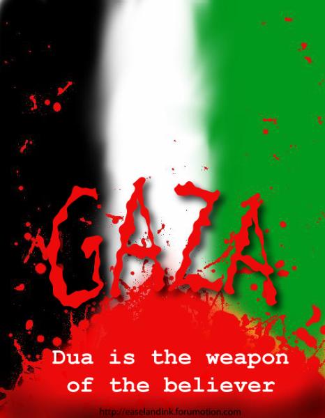Graphics for Gaza Gaza4