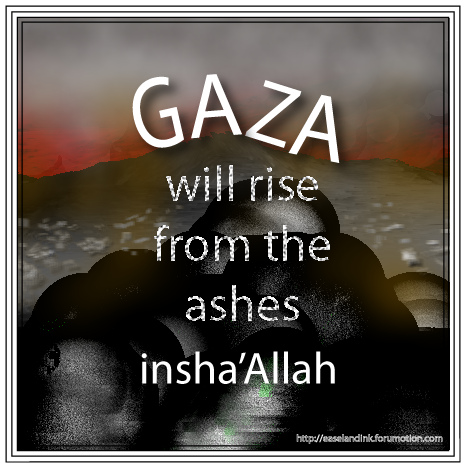 Graphics for Gaza Gazaashes