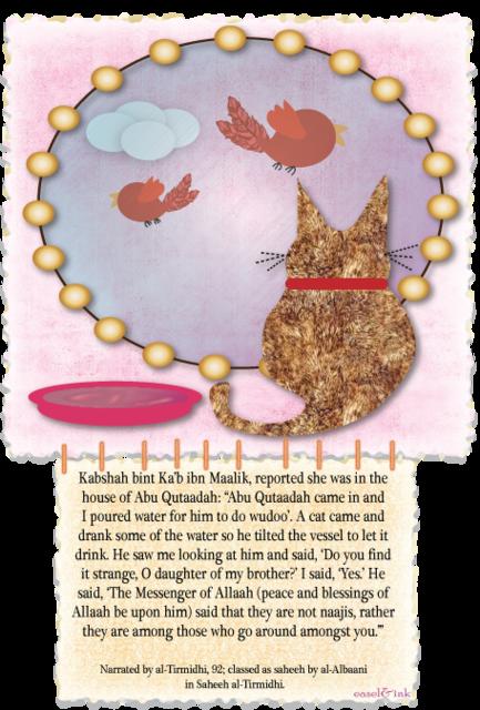 Hadith Graphics - Page 3 Cat