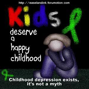 Childhood depression graphics Childhooddepression2-1