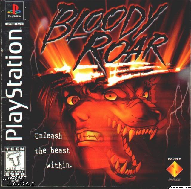 (PSX) Bloody Roar -U- (311MB) BRFRONT