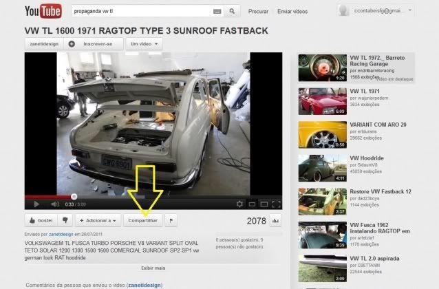 Aprenda a Postar Videos Video1