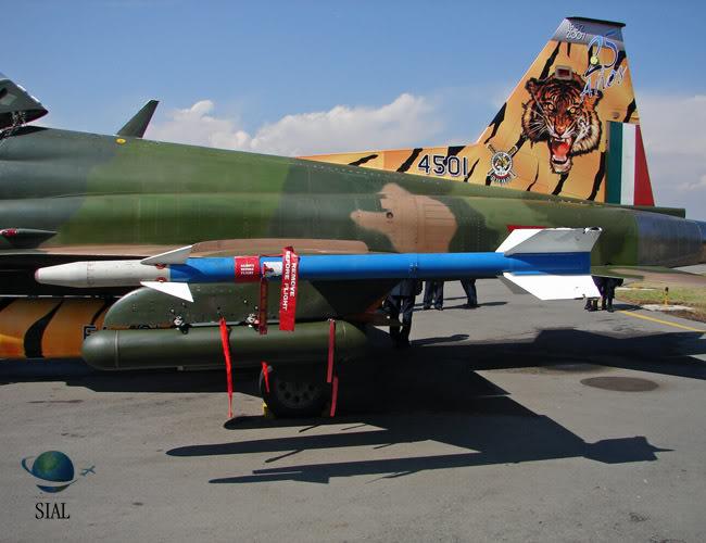 que misiles posee la fam Maf2