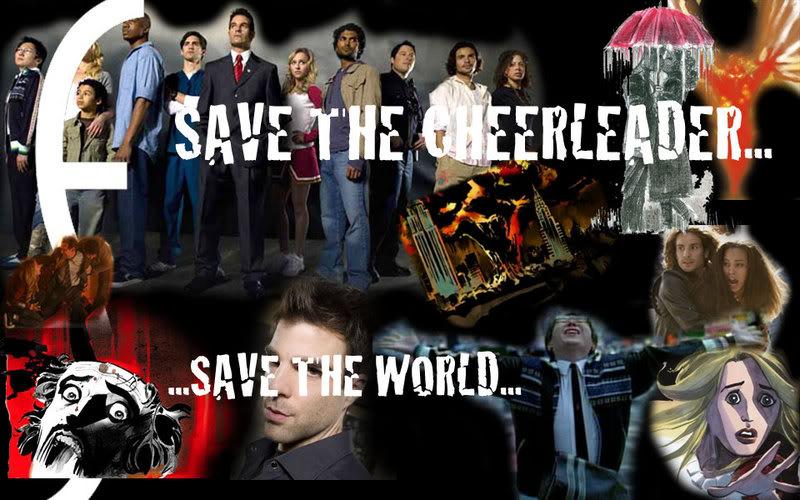 Save The Cheerleader - Heroes Roleplay Heroesbanner