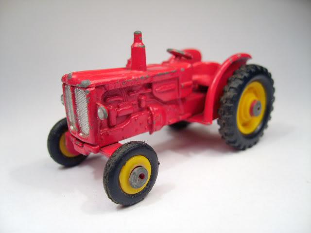 Maquinaria Agricola BM_Volvo_Tractor_Corgi