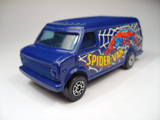 Modelos de Peliculas o Series de TV Spidervan_Corgi